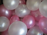 Imprinted balloons